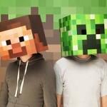 Masque Minecraft