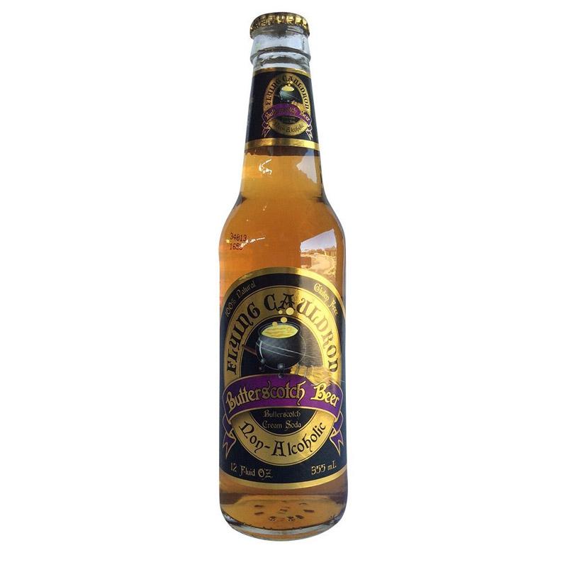 Recette bière au beurre (harry potter)