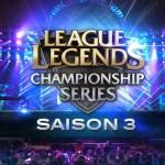 Début de la League of Legends Championship Series ce soir