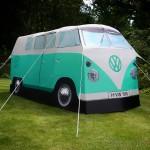 Toile de tente VW