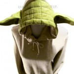 Veste à capuche Yoda