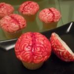 Cupcake cerveau