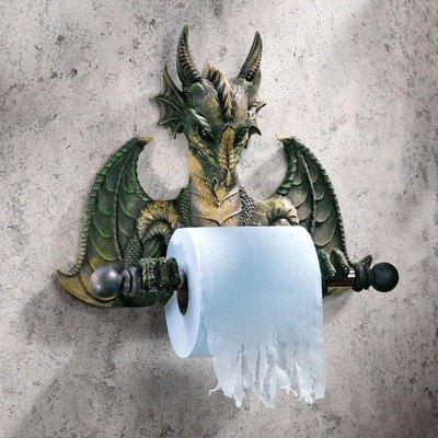 dragon distributeur de papier toilette blog geek. Black Bedroom Furniture Sets. Home Design Ideas