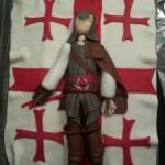 Gâteau Assassin's Creed