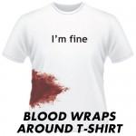 Le t-shirt je vais bien