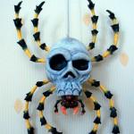 Sculpture araignée Zelda
