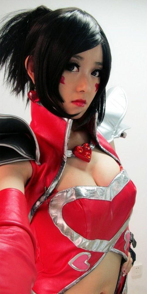cosplay-Night-Hunter-Vayne