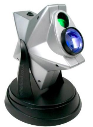 Projecteur d 39 toiles pour sa chambre geek for Laser projecteur etoiles