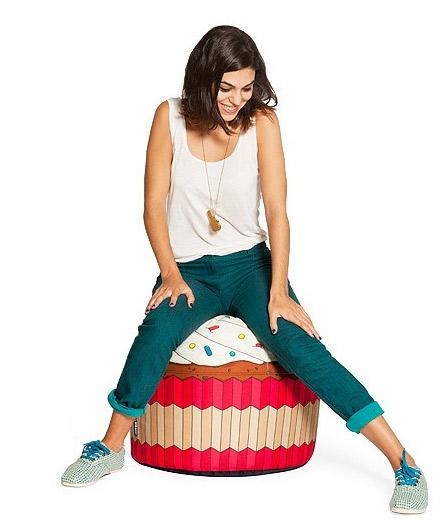 pouf-cupcake