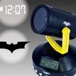 Réveil Bat Signal