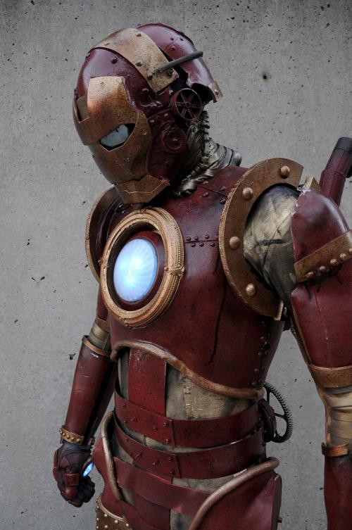 cosplay-steampunk-iron-man
