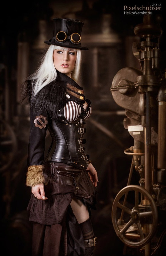 cosplay-steampunk-lady