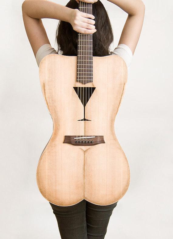 guitare-courbe-femme