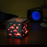 Lampe Redstone Minecraft