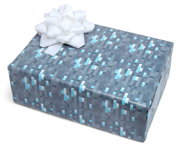 papier-cadeau-minecraft