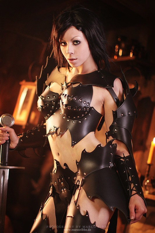 cosplay-elf-warrior