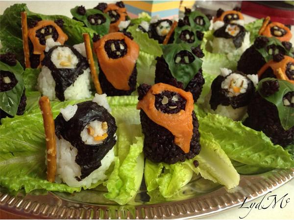 sushis-ewoks