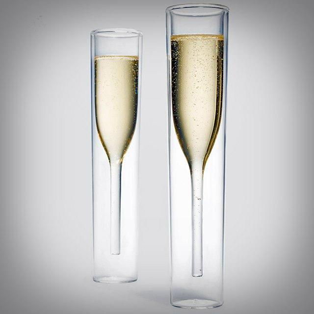 Designer Champagne Glasses Uk
