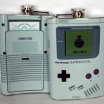 Flasque Game Boy