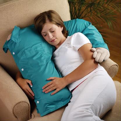 L'oreiller petit ami