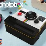 Boite a gâteaux Polaroid