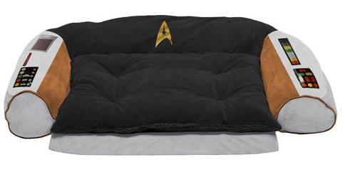 coussin pour chien star trek geek. Black Bedroom Furniture Sets. Home Design Ideas