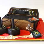 Gâteau Atari 2600