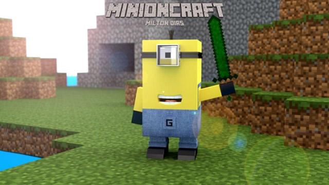 minion-minecraft