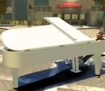 Thousand Miles Mod GTA Piano