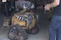 Superbe réplique de Wall-E