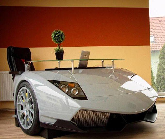 Extrem Bureau Lamborghini Murcielago - Geek YC78