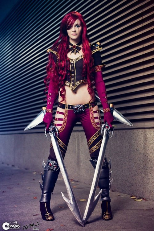 cosplay-katarina