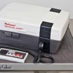 Gâteau Nintendo NES