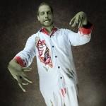 Pyjama mort vivant
