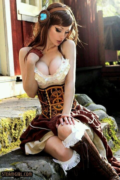cosplay-steampunk