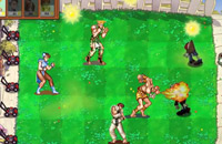 Street Fighter Versus Plants vs. Zombies