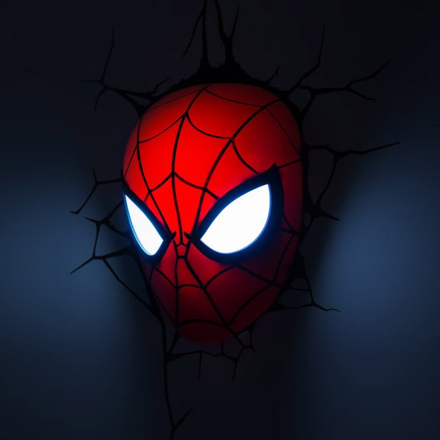 veilleuse-spider-man