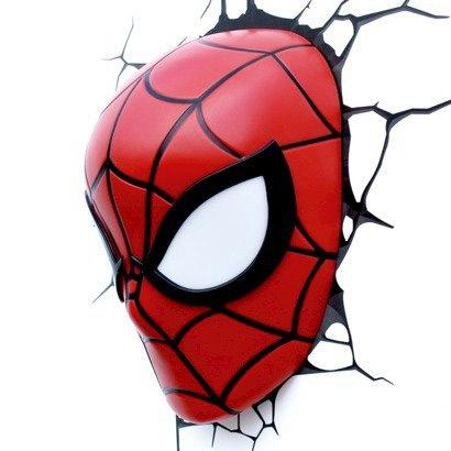 veilleuse-spiderman