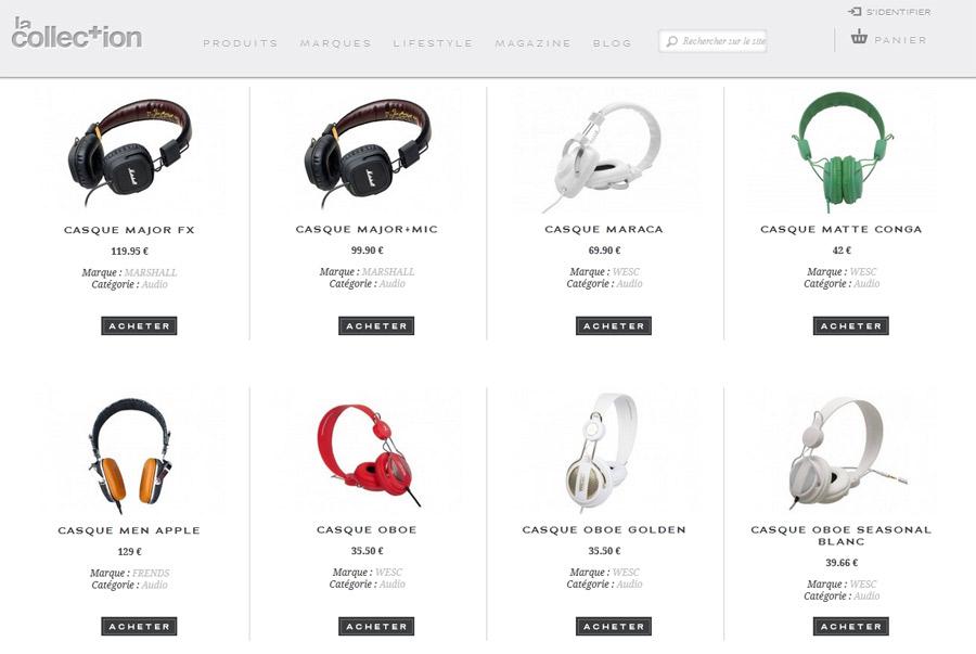 site-la-collection