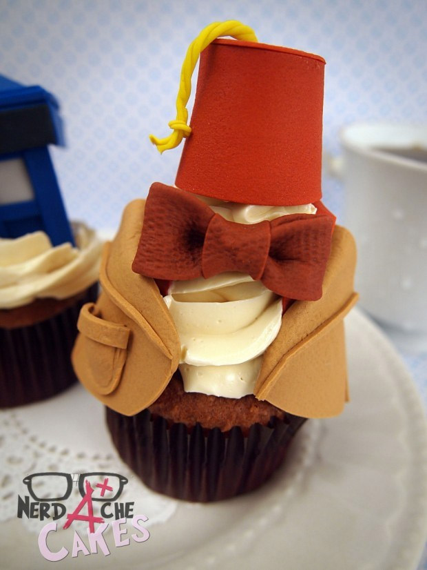 cupcake-doctor-who