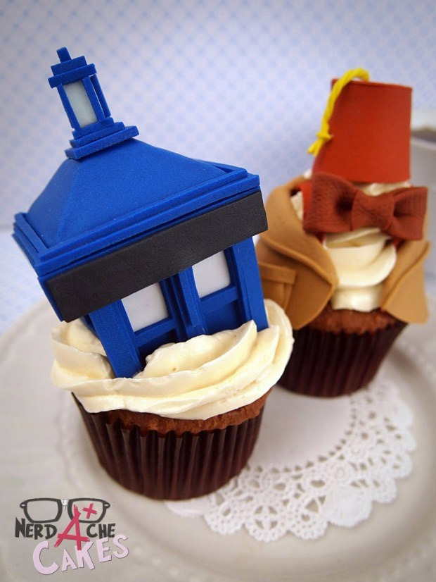 cupcake-tardis