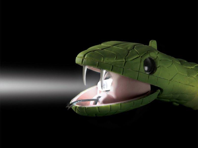 lampe-led-serpent