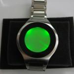 Une montre pour geek