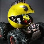 Pac-Man Monster Truck