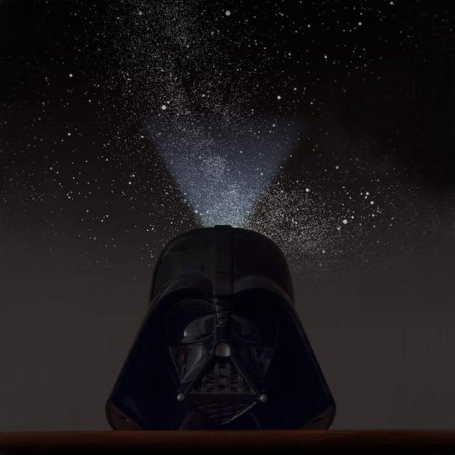 planetarium dark vador chambre b b geek geek star wars