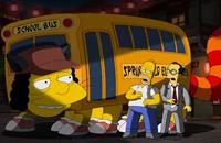 Les Simpson rendent hommage à Miyazaki