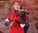Zelda au violon ça déchire