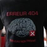 T-Shirt Geek du Vendredi #14