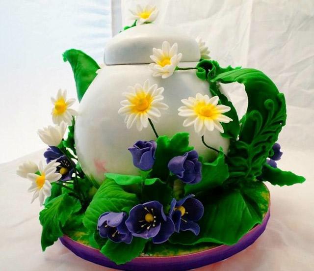 Magnifique gâteau Fée Clochette