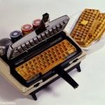 Gaufrier clavier